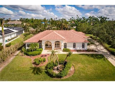 Marco Island FL Single Family Home For Sale: $925,000