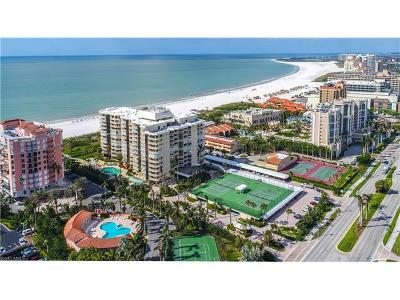 Marco Island Condo/Townhouse For Sale: 520 S Collier Blvd #104