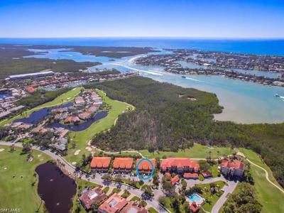 Collier County Condo/Townhouse For Sale: 4700 Yacht Harbor Dr #612
