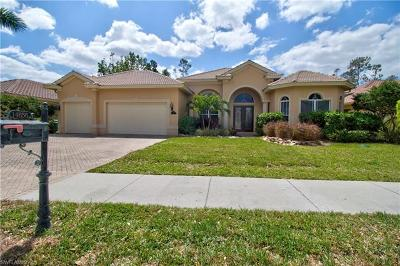Single Family Home For Sale: 14656 Beaufort Cir