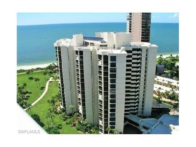 Condo/Townhouse Sold: 4551 Gulf Shore Blvd N #1705