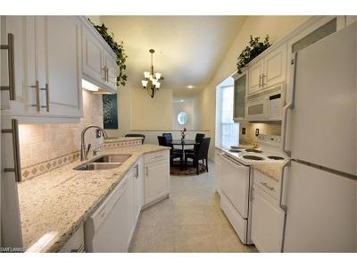 Naples Condo/Townhouse For Sale: 73 Silver Oaks Cir #201