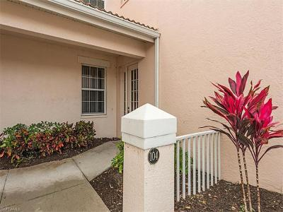 Naples Condo/Townhouse For Sale: 8335 Whisper Trace Way #G-104