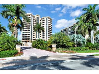 Marco Island FL Condo/Townhouse For Sale: $849,000