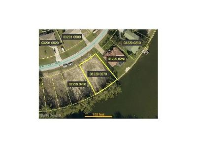 Lee County Residential Lots & Land For Sale: 1118 SW 31st Ter