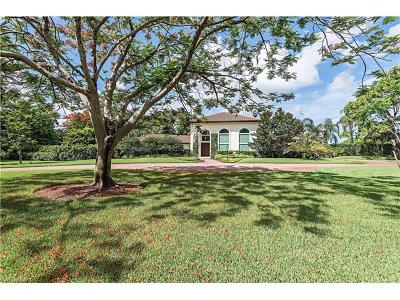 Naples FL Single Family Home For Sale: $2,199,000