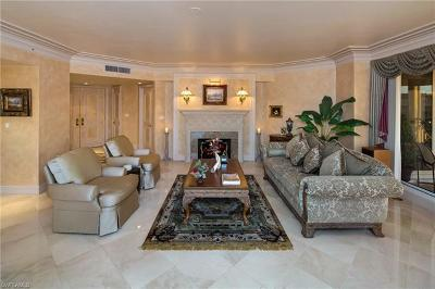 Naples FL Condo/Townhouse For Sale: $3,000,000