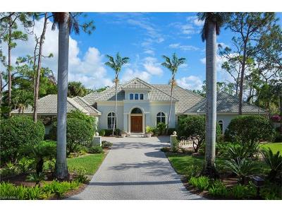 Naples FL Single Family Home For Sale: $2,795,000