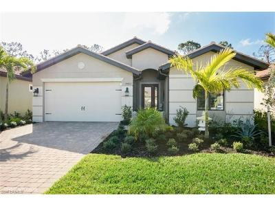Naples Single Family Home For Sale: 14422 Tuscany Pointe Trl