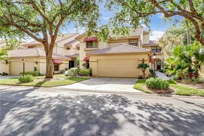 Fort Myers Condo/Townhouse For Sale: 16350 Fairway Woods Dr #1806