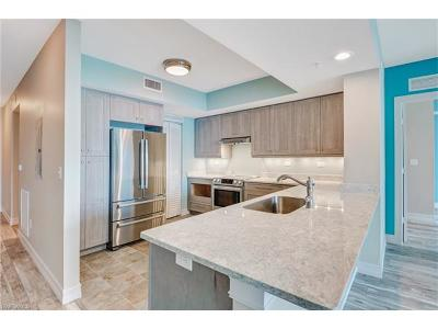 Bonita Springs, Cape Coral, Captiva, Estero, Fort Myers, North Fort Myers Condo/Townhouse Pending With Contingencies: 3000 Oasis Grand Blvd #902