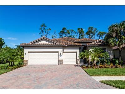 Naples Single Family Home For Sale: 3939 Treasure Cove Cir