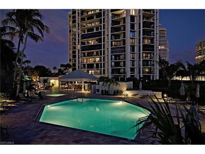 Condo/Townhouse Sold: 4551 Gulf Shore Blvd N #103
