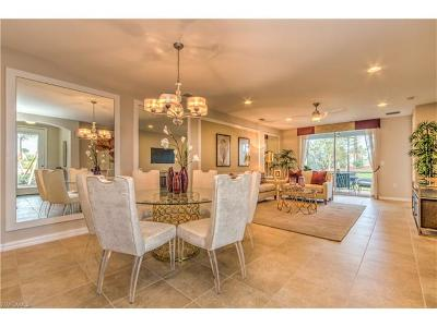Collier County, Lee County Condo/Townhouse For Sale: 14907 Edgewater Cir