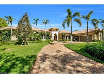 Naples FL Single Family Home For Sale: $1,445,000