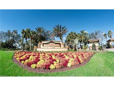 Naples Condo/Townhouse For Sale: 10270 Heritage Bay Blvd #3414