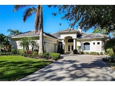 Naples FL Single Family Home For Sale: $939,500