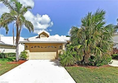 Collier County Condo/Townhouse For Sale: 8019 Palomino Drive