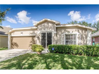 Single Family Home For Sale: 15072 Savannah Dr