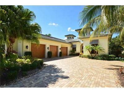 Naples FL Single Family Home For Sale: $1,495,000