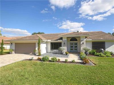 Naples Single Family Home For Sale: 190 Silverado Dr