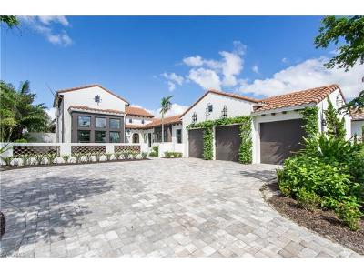 Naples Single Family Home For Sale: 3255 Tavolara Ln