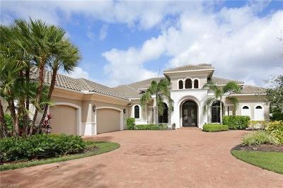 Naples FL Single Family Home For Sale: $2,175,000