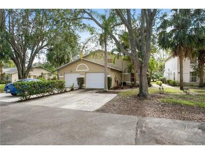 Bonita Springs Condo/Townhouse For Sale: 12273 Londonderry Ln