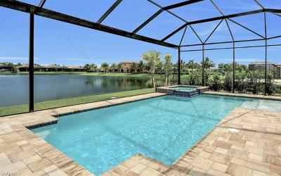 Bonita Springs Single Family Home Pending With Contingencies: 10516 Valencia Lakes Dr