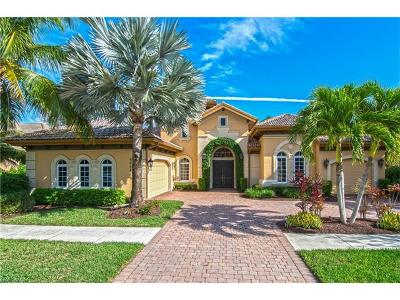 Naples FL Single Family Home For Sale: $985,000