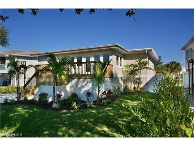 Fort Myers Beach Single Family Home For Sale: 862 San Carlos Dr