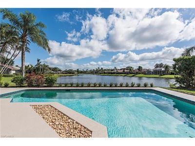 Naples Single Family Home For Sale: 11290 Phoenix Way