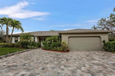 Marco Island Single Family Home Pending With Contingencies: 1426 San Marco Rd