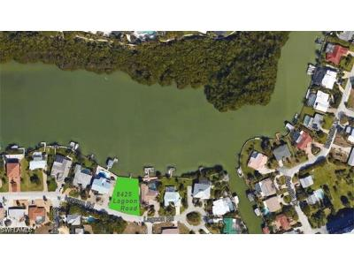 Lee County Residential Lots & Land For Sale: 8425 Lagoon Rd