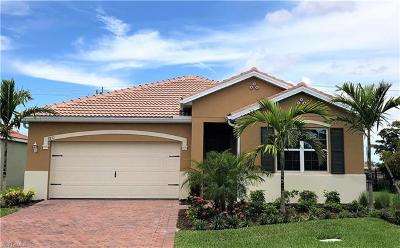 Collier County, Lee County Single Family Home For Sale: 2857 Sunset Pointe Cir