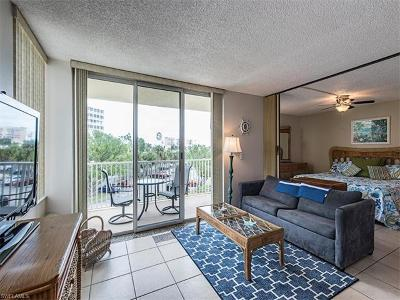 Fort Myers Beach Condo/Townhouse For Sale: 7300 Estero Blvd #208
