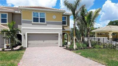 Collier County, Lee County Condo/Townhouse For Sale: 12101 Mahogany Cove St