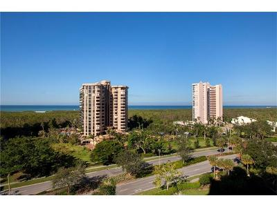 Naples FL Condo/Townhouse For Sale: $585,000