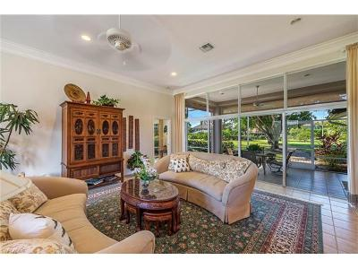 Naples FL Single Family Home For Sale: $915,000