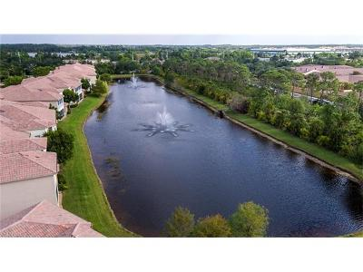 Estero Condo/Townhouse For Sale: 3535 Cherry Blossom Ct #203