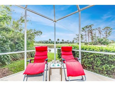 Lee County Condo/Townhouse For Sale: 608 Mirror Lakes Falls Ct
