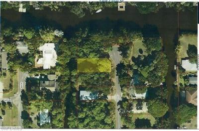 Naples Residential Lots & Land For Sale: 3308 Canal St