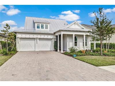 Naples Single Family Home For Sale: 14672 Tropical Dr