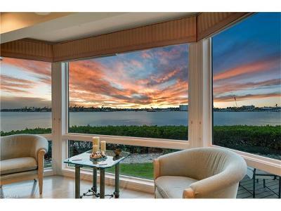Naples FL Condo/Townhouse For Sale: $1,599,999