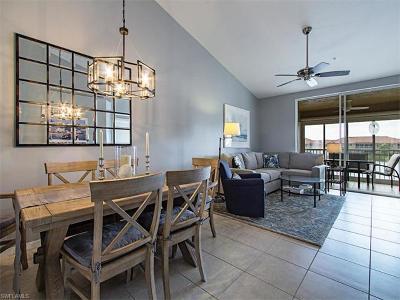 Naples Condo/Townhouse For Sale: 6270 Huntington Lakes Cir #204