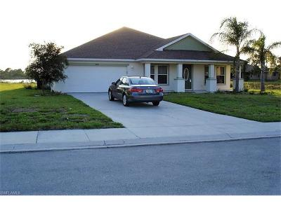 Lee County Single Family Home For Sale: 8000 Fountain Mist Blvd