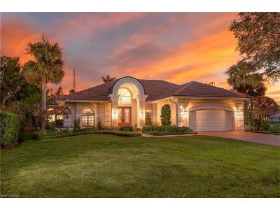 Naples FL Single Family Home For Sale: $629,000
