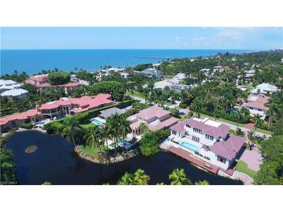 Naples, Marco Island Single Family Home For Sale: 190 16th Ave S