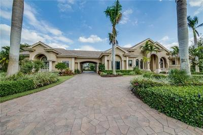 Collier County, Lee County Single Family Home For Sale: 28901 Girard Ter