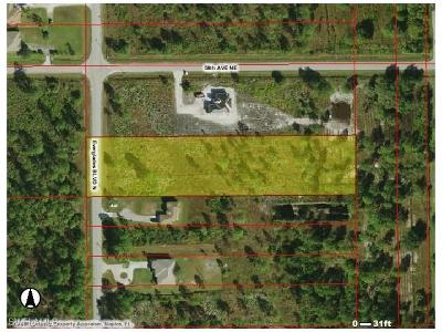 Naples Residential Lots & Land For Sale: 5760 Everglades Blvd N